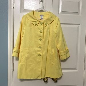 A very cute light jacket in great condition